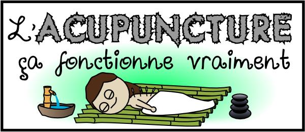 L'acupuncture ça fonctionne vraiment | Le PharmachienLe Pharmachien