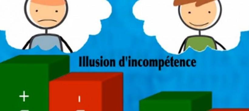 L'Illusion d'incompétence fléau méconnu de nos classes? | LeWebPédagogiqueLeWebPédagogique