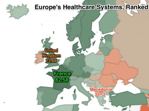The Best Health Care in Europe – Business Insider